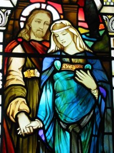Magdalen and Jeshua